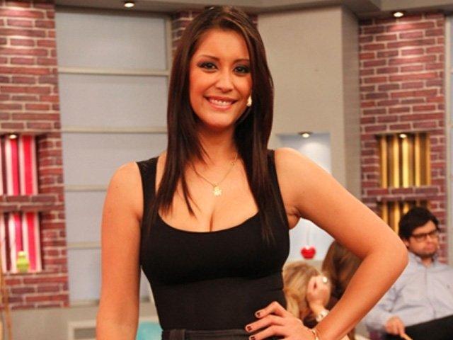 Karla Tarazona - Television Peruana