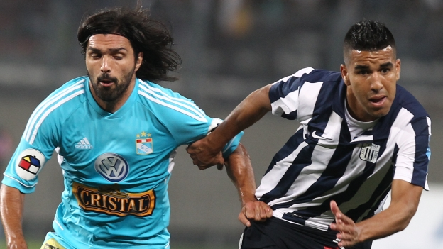 Sporting Cristal vs Alianza Lima en vivo, Copa Movistar 2014,  Jueves 20 noviembre 8:00 pm